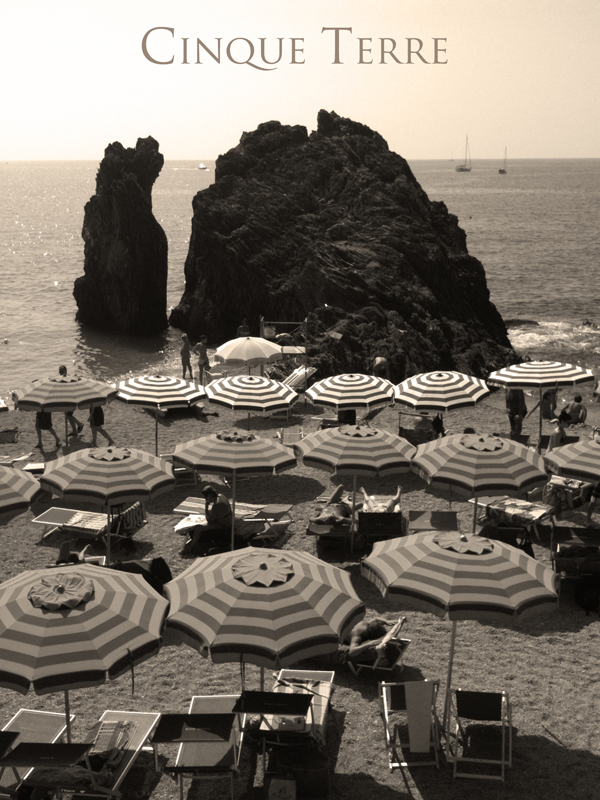 Cinque Terre - Monterosso al Mare (Poster)