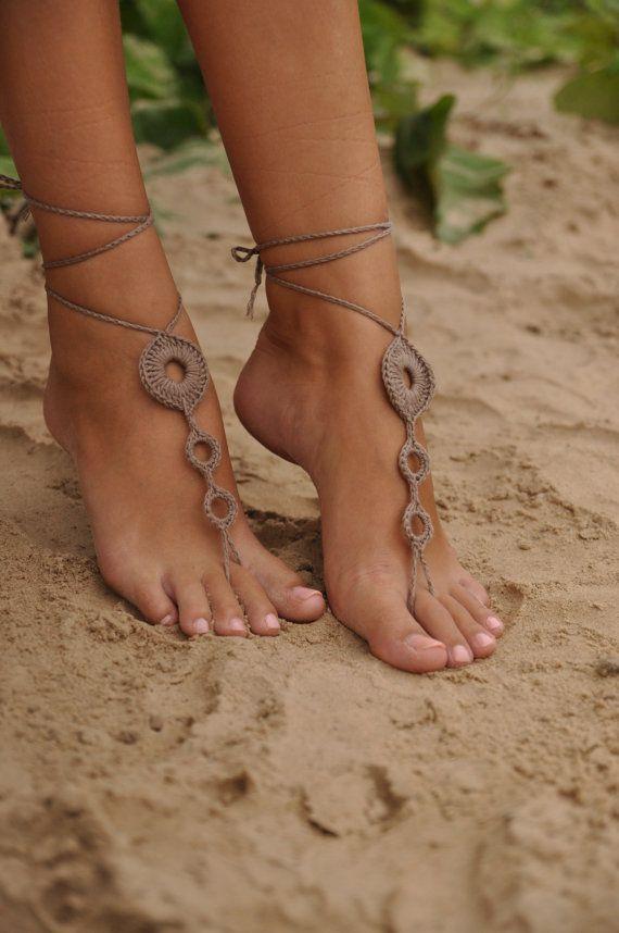 feet anklet
